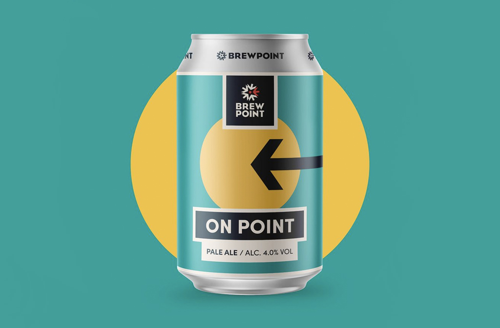 Brewpoint's On Point Pale Ale