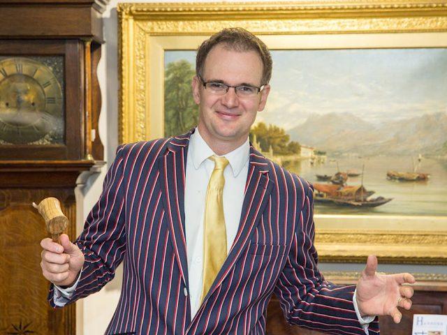 Charles Hanson auctioneer