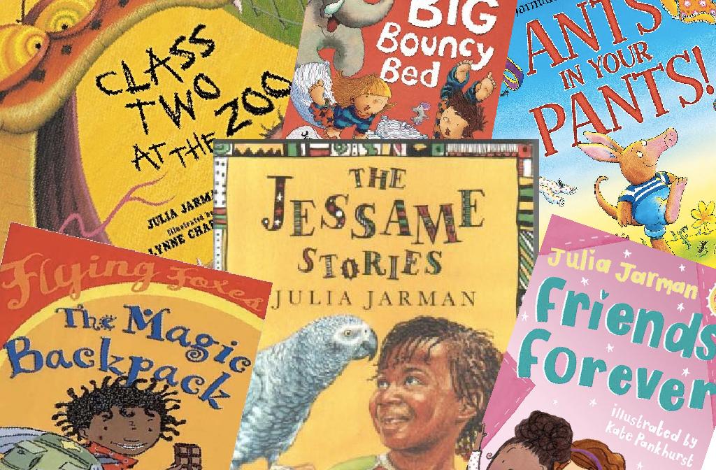 Julia Jarman books