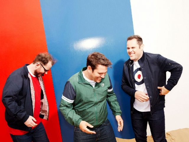 Scouting For Girls will be Olly Murs' special guests for on 29 July at Bedford Park Concerts 2021