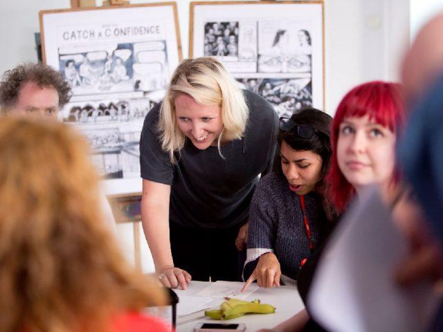 University of Bedfordshire Arts & Culture Projects - artist & community (Rachel Cherry)