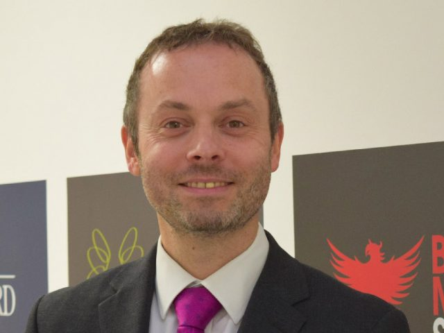 David Steadman, Chief Executive, The Harpur Trust