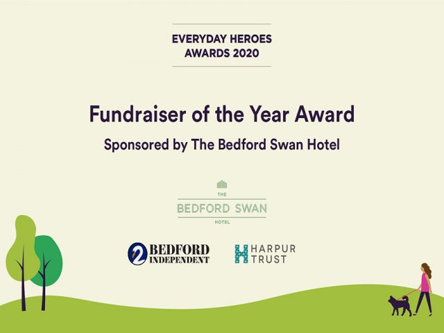 Fundraiser of the year 2020