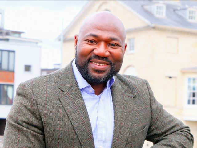 Festus Akinbusoye - Conservative Bedfordshire PCC Candidate 2021