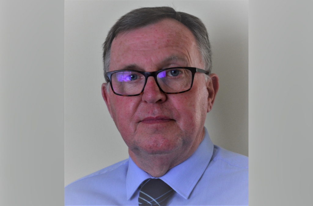 Patrick Hamill - Independent Bedfordshire PCC Candidate 2021
