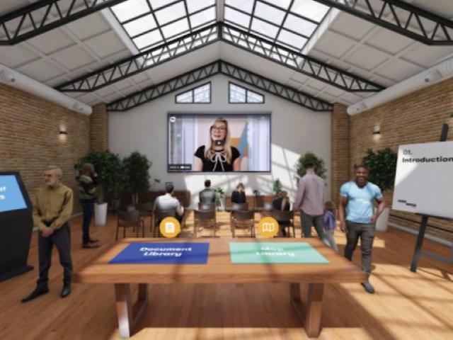 East West Rail virtual consultation room
