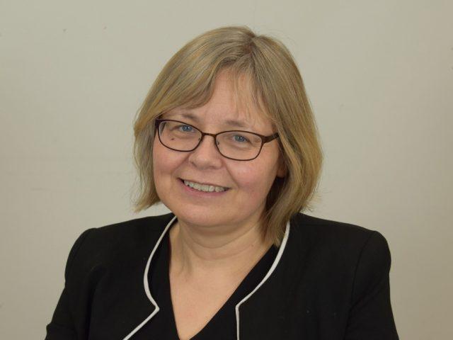 New Bedford Borough Council CEO, Laura Church.
