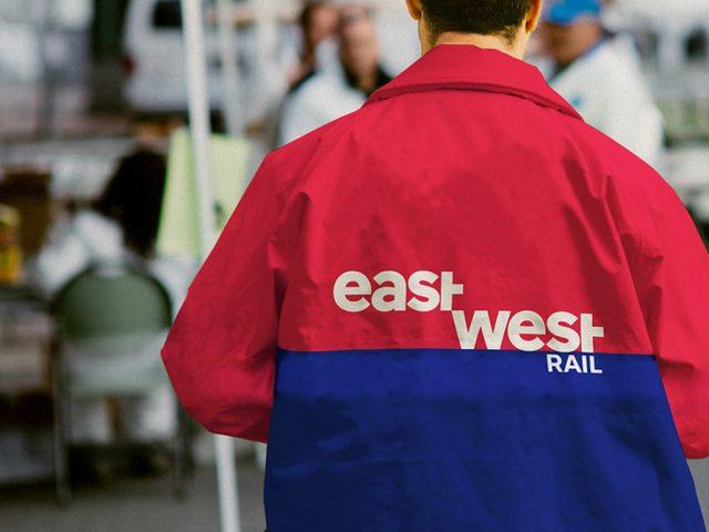East west Rail jacket