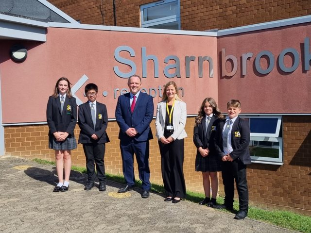 Sharnbrook Academy CMAT 1