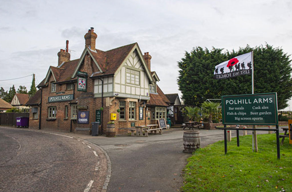 The Polhill Arms, Renhold